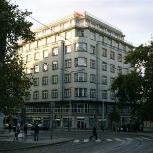 Budova HDI